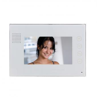 "7-Zoll Touchscreen-Monitor ""White Observe"""