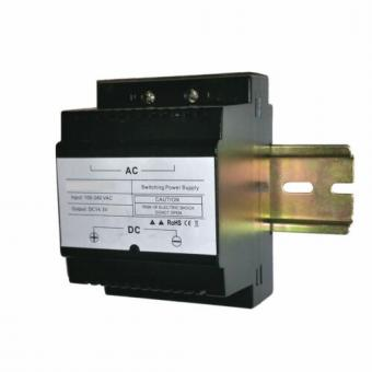"Hutschienen Trafo 230V 14.3V–1.5A Stromversorgung ""Black Supply"""